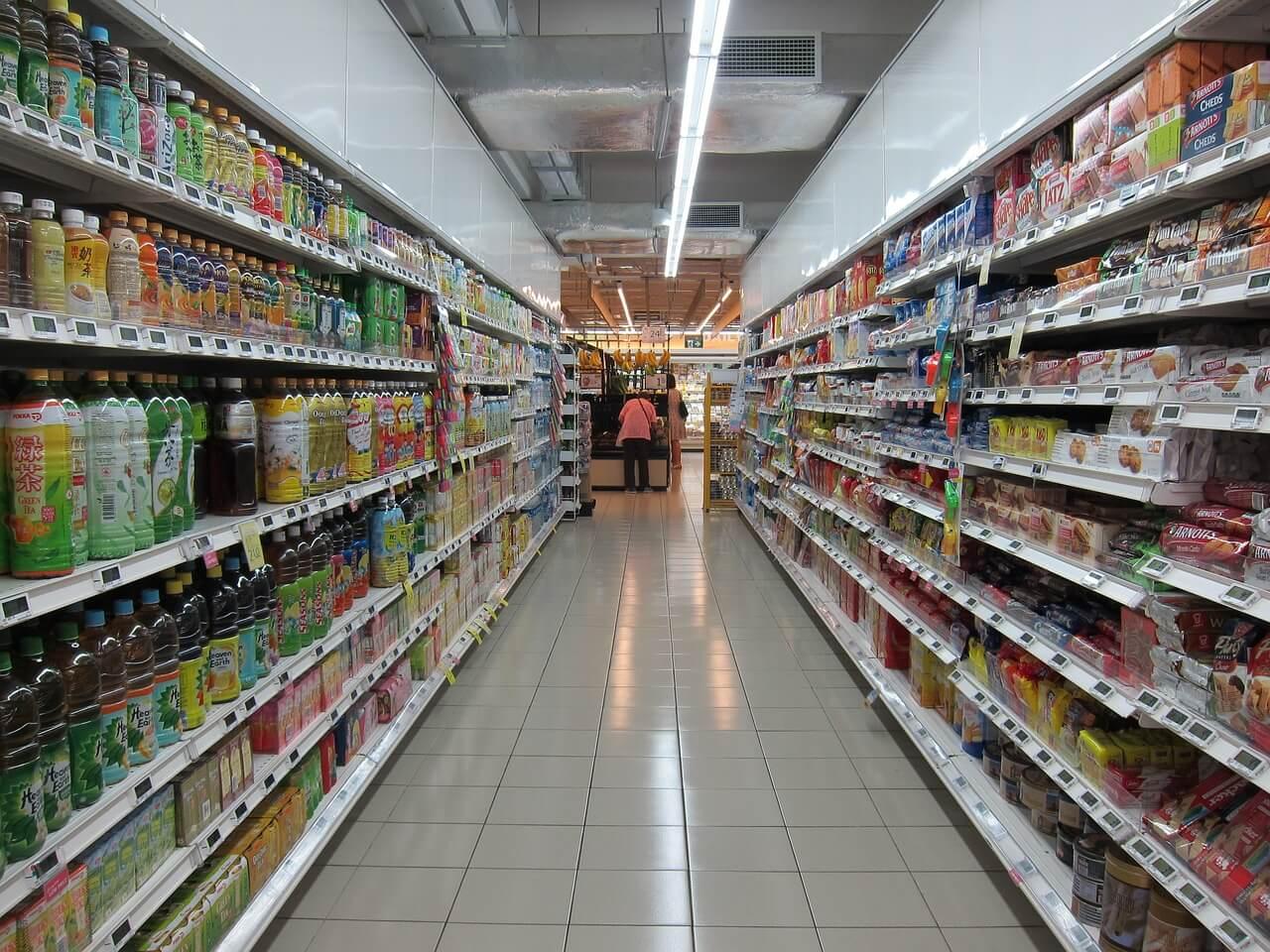 Osuma online supermarked