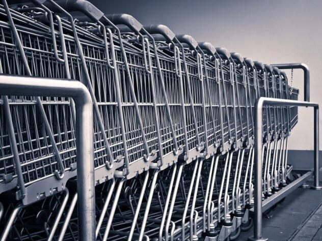 Online supermarkeder